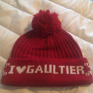 ❤️❄️SNOW DAY SALE ❄️☃️Jean-Paul Gaultier hat! NEW!
